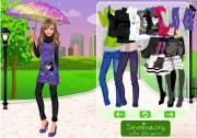 Spring dressup на FlashRoom