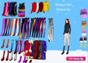Winter Girl на FlashRoom