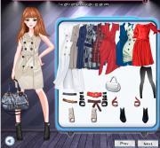 Trench Dresses на FlashRoom