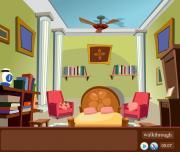 Cartoon House Escape на FlashRoom