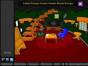 Rabbit House Escape на FlashRoom