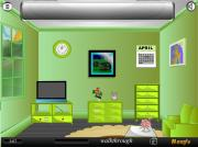 Игра Green Room Escape фото