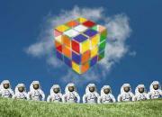 Rubix cube на FlashRoom
