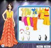 Citrus Hued Fashion на FlashRoom