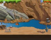 Dreams Cave Escape на FlashRoom