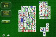 Multilevel mahjong solitaire. Маджонг солитер