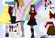 Lolita Fashion Dress Up
