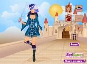 Musketeer Girl Dress Up