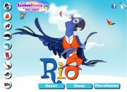 Rio The Flying Macaw
