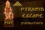 Pyramid Escape — играть в побег из пирамиды на FlashRoom