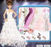 Organza Wedding Gowns на FlashRoom