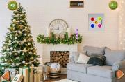 Игра Рождественская и новогодняя вечеринка на FlashRoom