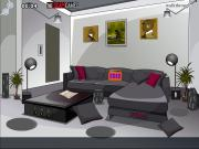 Trendy Grey Home Escape на FlashRoom