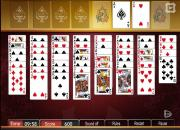 FreeCell Solitaire на FlashRoom