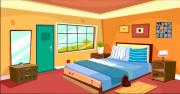 Single Bed Room Escape на FlashRoom