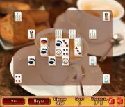 Coffee Mahjong Collision на FlashRoom