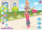 Flower Power Dressup