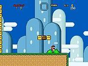 Игра Mario World на FlashRoom
