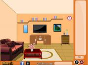 Игра Orange Hall Escape фото
