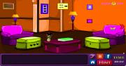 Игра Decorated Colored Rooms Escape фото