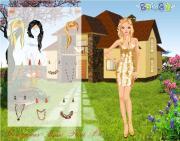 2010 Spring Summer Fashion на FlashRoom