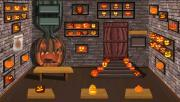 Halloween Pumpkin Room на FlashRoom