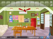 Dining Room Escape на FlashRoom