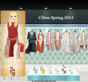 Chloe Spring 2012 на FlashRoom