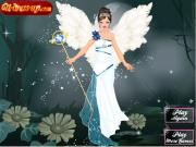 Angel Girl Dress Up Game
