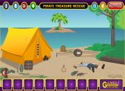Pirate Treasure Rescue на FlashRoom