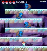 Игра Snow Trouble на FlashRoom