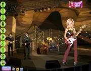 Guitar Music Show Girl  на FlashRoom