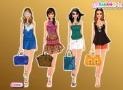 Summer Style Dress Up на FlashRoom