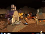 Escape From Halloween Village на FlashRoom