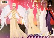 Девушка–ангел на FlashRoom