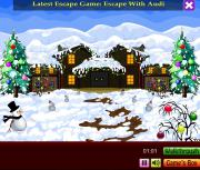 Santa Escape на FlashRoom