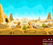 Egyptian Desert Escape на FlashRoom