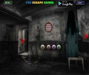 Игра Страшный дом на FlashRoom