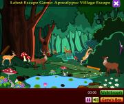 Deer Escape на FlashRoom