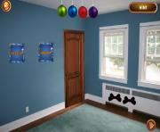 Christmas Blue House Escape на FlashRoom