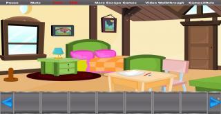 7 Stones Room Escape на FlashRoom