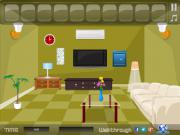 Escape from Friend House на FlashRoom