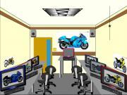 Escape From The Design Studio на FlashRoom