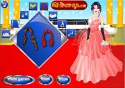 Winter Ball Dress Up Game на FlashRoom