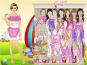 Easter Bunny Girl на FlashRoom