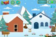 Игра Christmas House Escape на FlashRoom