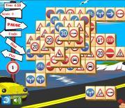 Road Signs Mahjong 2 на FlashRoom
