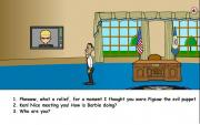 Obama Resident Evil на FlashRoom