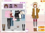 Warm Fashion Dress Up