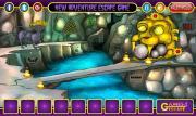 Игра Побег из змеиного храма 2 на FlashRoom